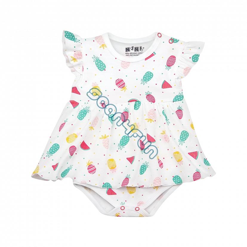 NiNi sukienka-body niemowlęca ABN-2015