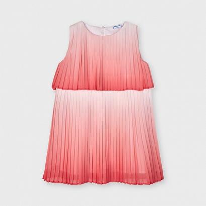 Mayoral Sukienka plisowana 3951-021