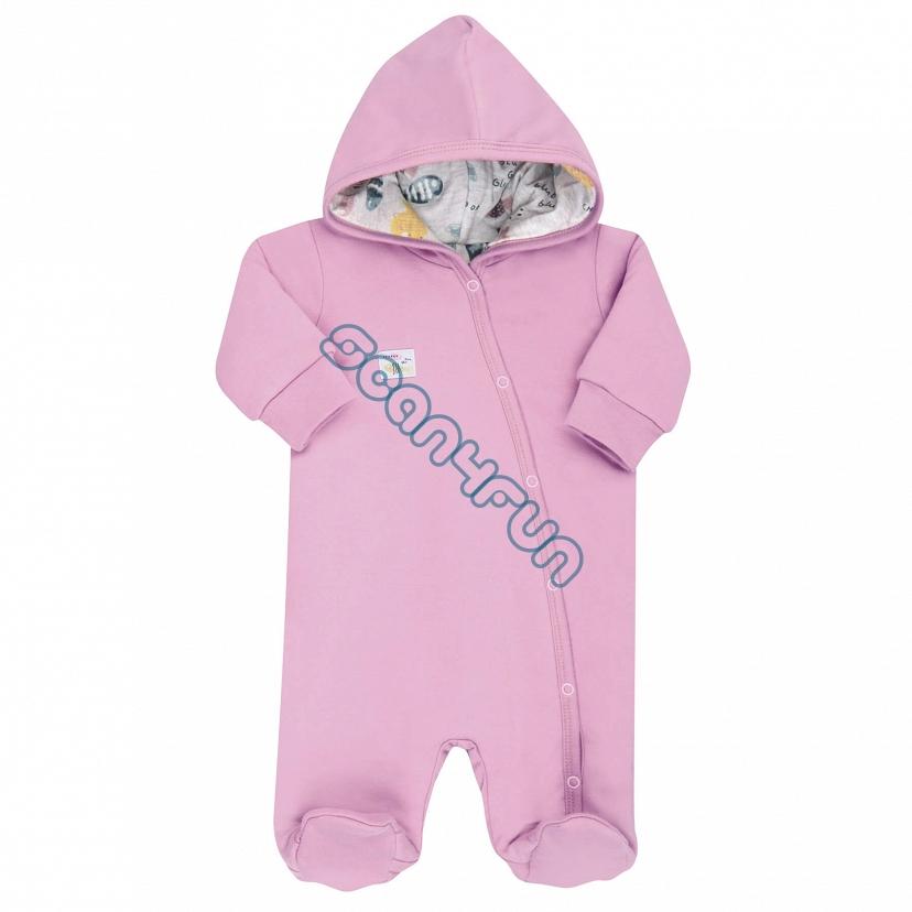 NiNi Kombinezon niemowlęcy dziewczęcy ABN-2515